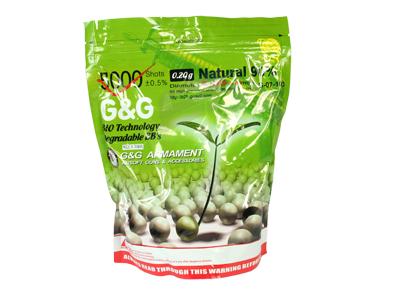 G&G Biodegradble BB's
