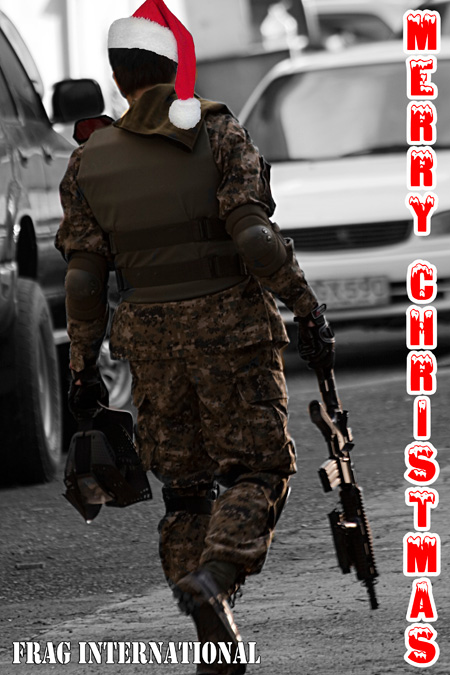 Merry Christmas from Force Recon Airsoft, Inc.